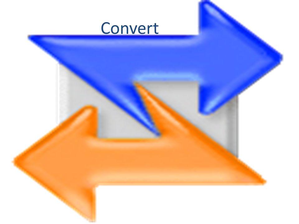 Convertnvert