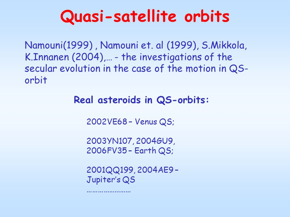 Asteroid 164207 (2004GU9) No close encounters with Venus or Mars!