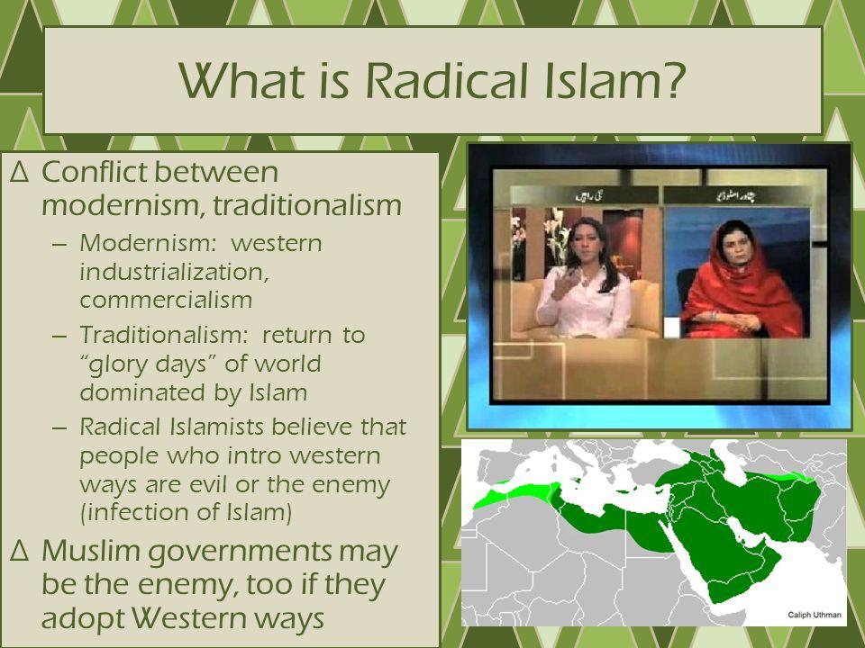 Historical Origin ∆First arose after WWI, in Egypt – Muslim Brotherhood – armed resistance vs.