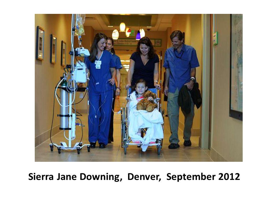 Sierra Jane Downing, Denver, September 2012
