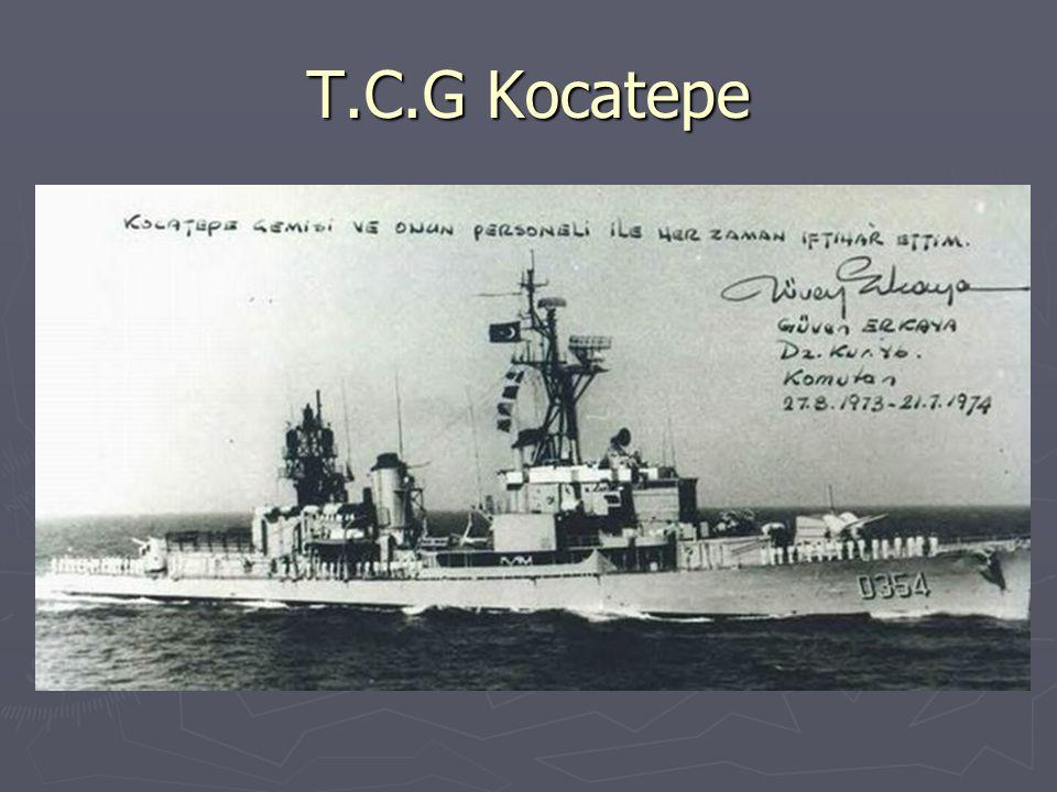 T.C.G Kocatepe