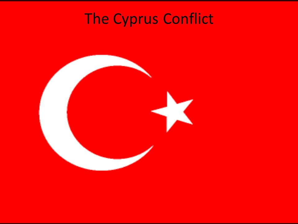 The Cyprus Conflict