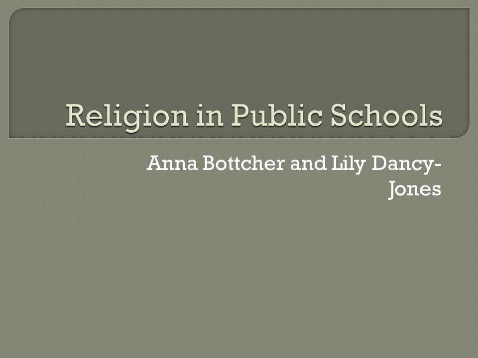 Anna Bottcher and Lily Dancy- Jones