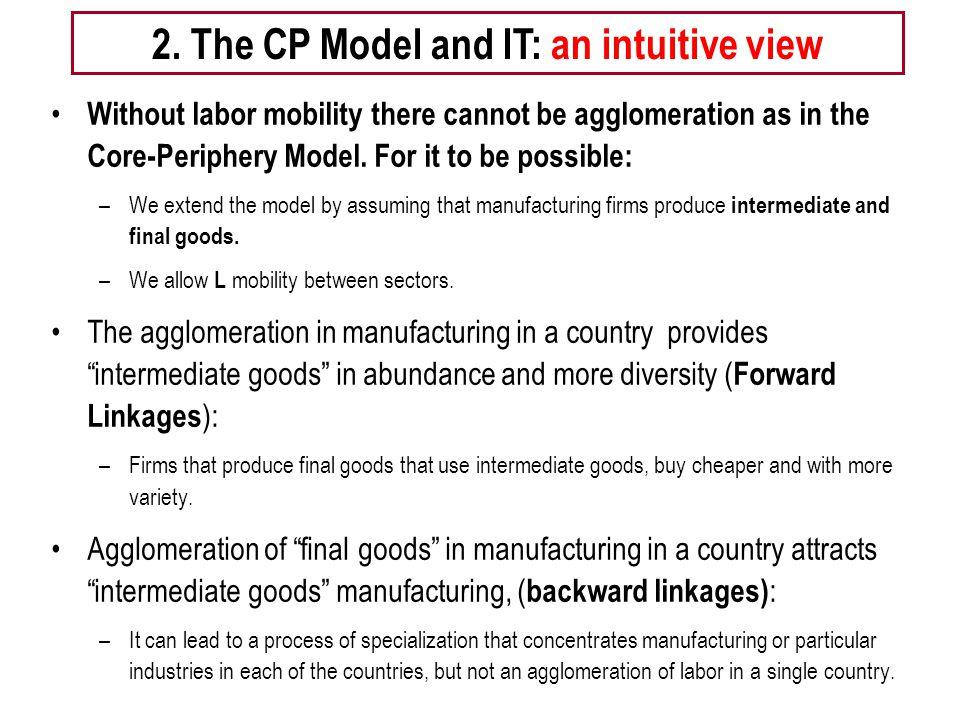 Tema 5 -EE 10 How does intermediate goods work.–Input-Output Model (TIO).