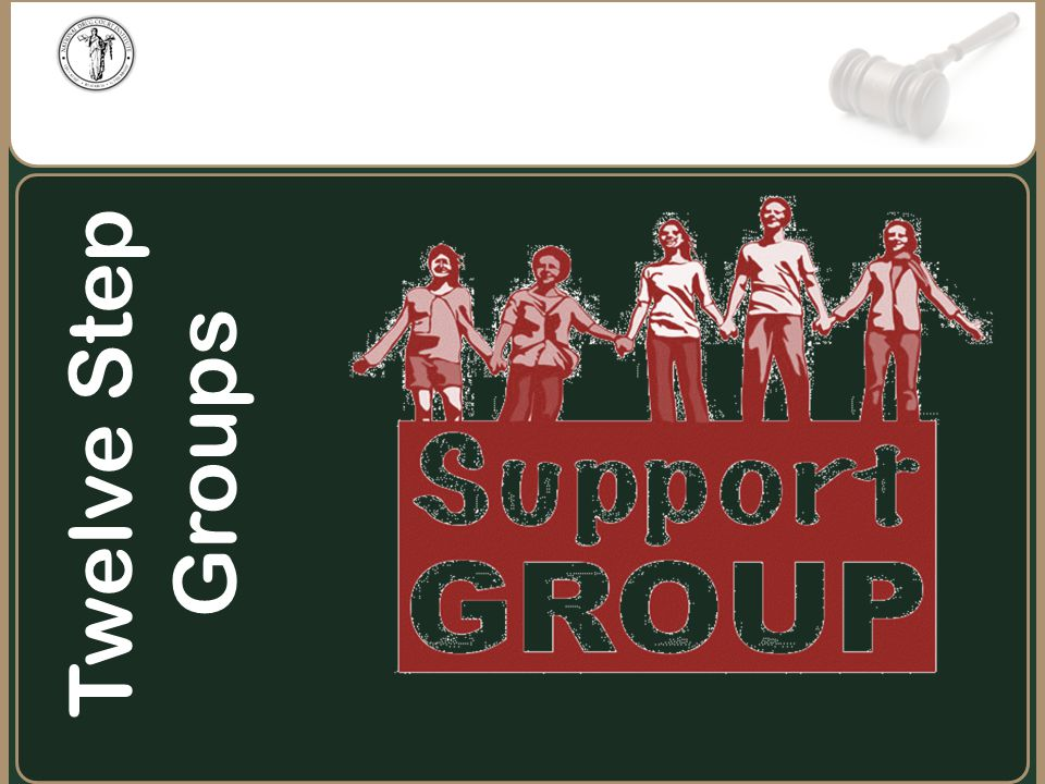 Twelve Step Groups