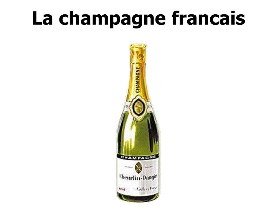 La champagne francais