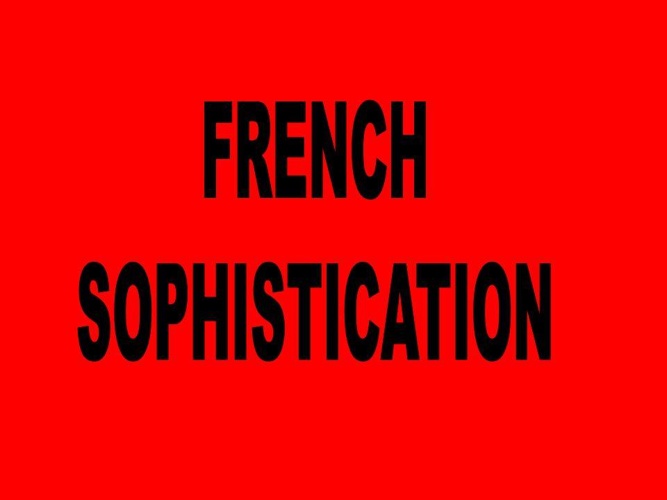 La France est célèbre pour quel genre de mode?