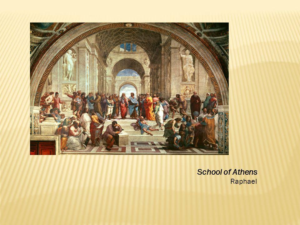 School of Athens Raphael