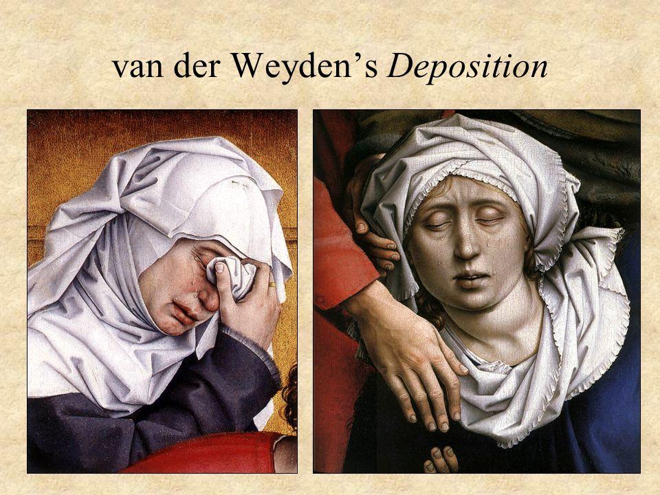 van der Weyden's Deposition
