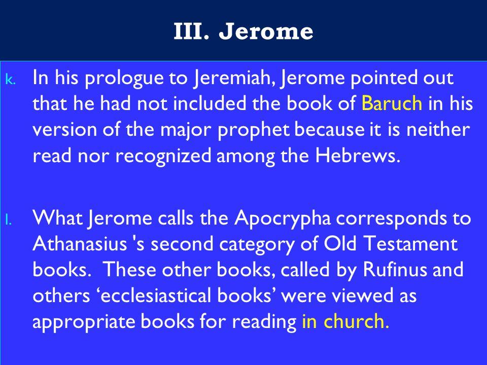17 III. Jerome k.