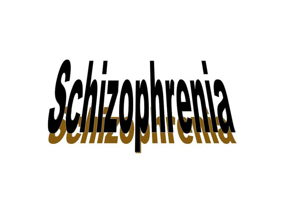 The Role of Genetics in Schizophrenia { { { {
