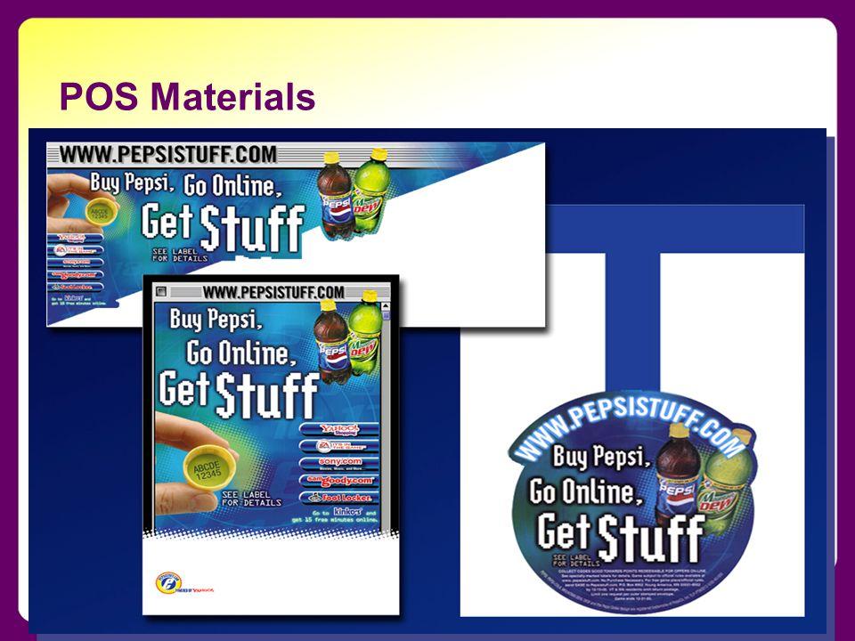 POS Materials