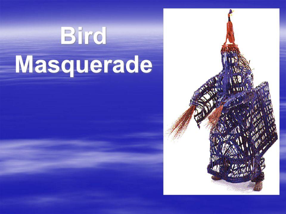 Bird Masquerade