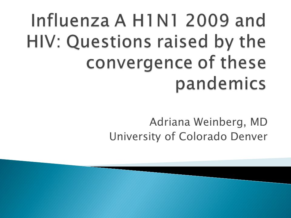  HIV-infected hosts make antibodies in response to seasonal influenza vaccines, but in lower titers  Most studies in adults and our own studies in children compared the responses of the HIV- infected hosts with historical controls