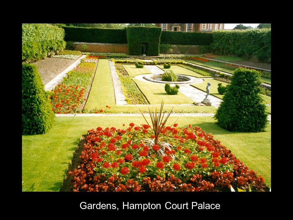 Gardens, Hampton Court Palace