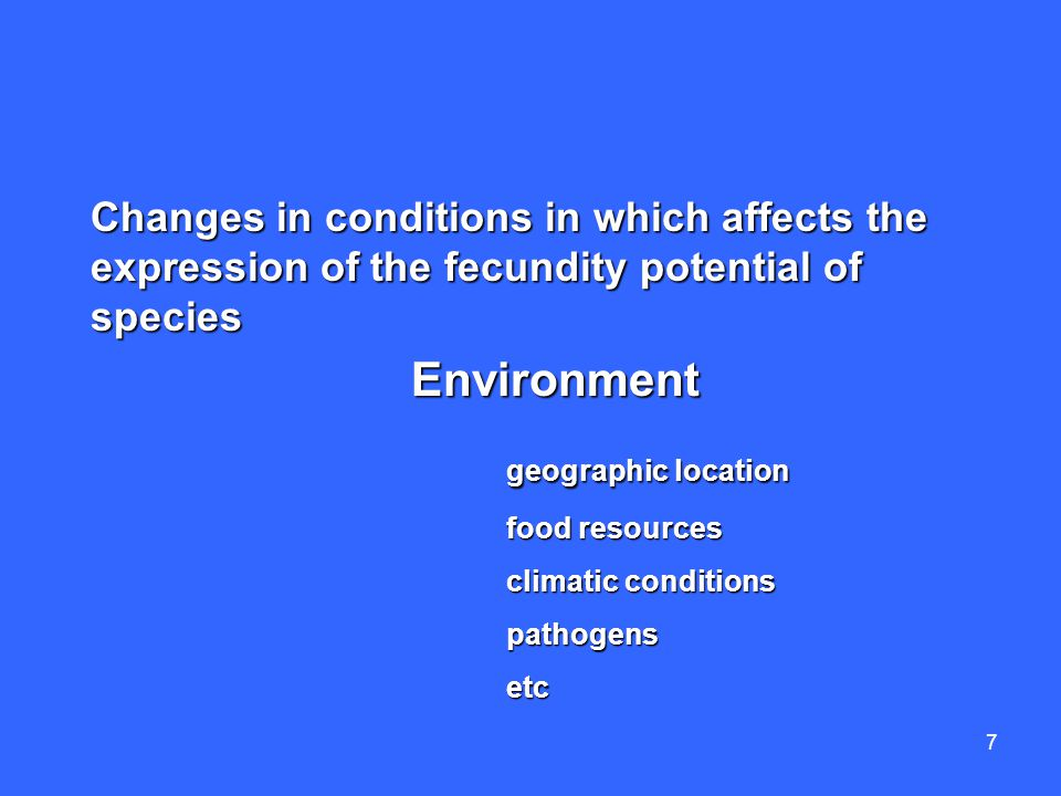 8 What allows the species to change: Genetic variability Genetic variability Individuals exist within a population whose genotype provides a selective advantage in the altered environment allowing these individuals to leave greater number of offspring existing alleles mutations