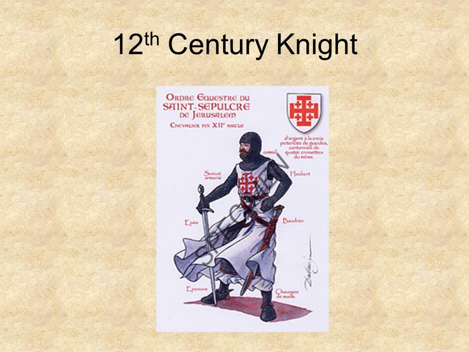 12 th Century Knight