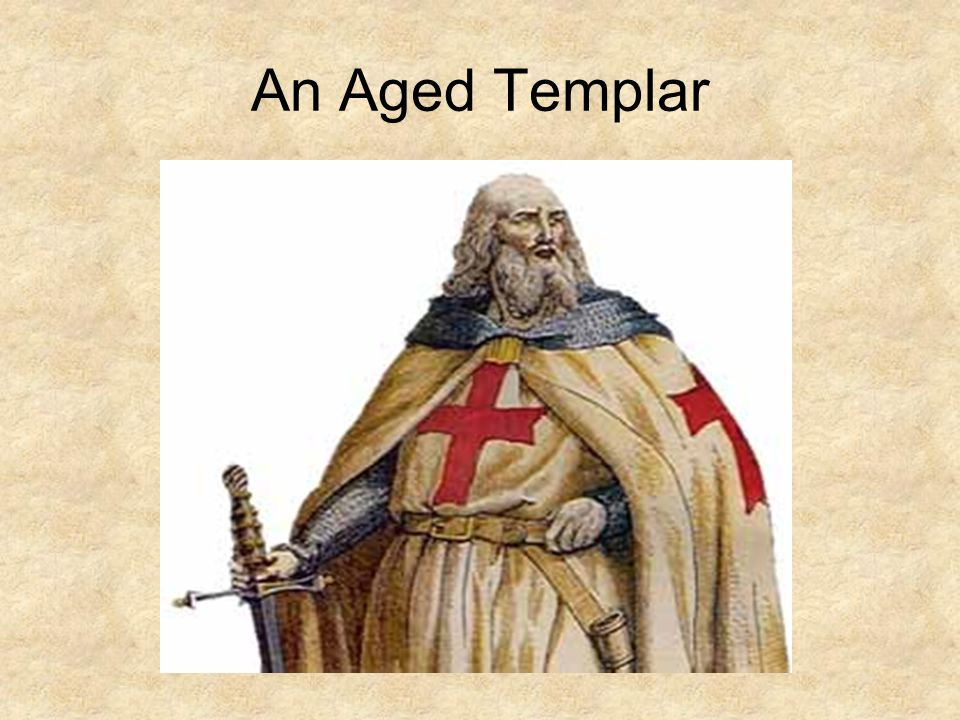 An Aged Templar