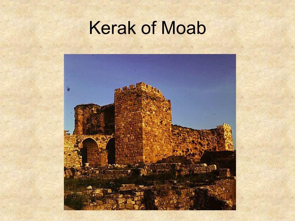Kerak of Moab