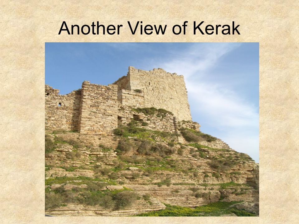 Another View of Kerak