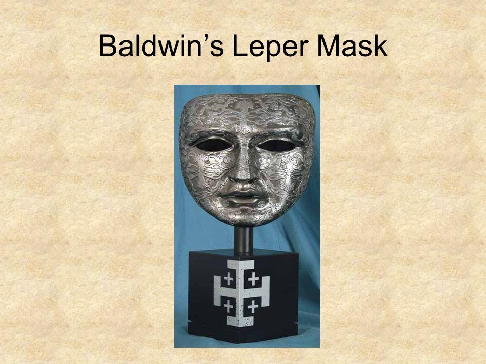Baldwin's Leper Mask
