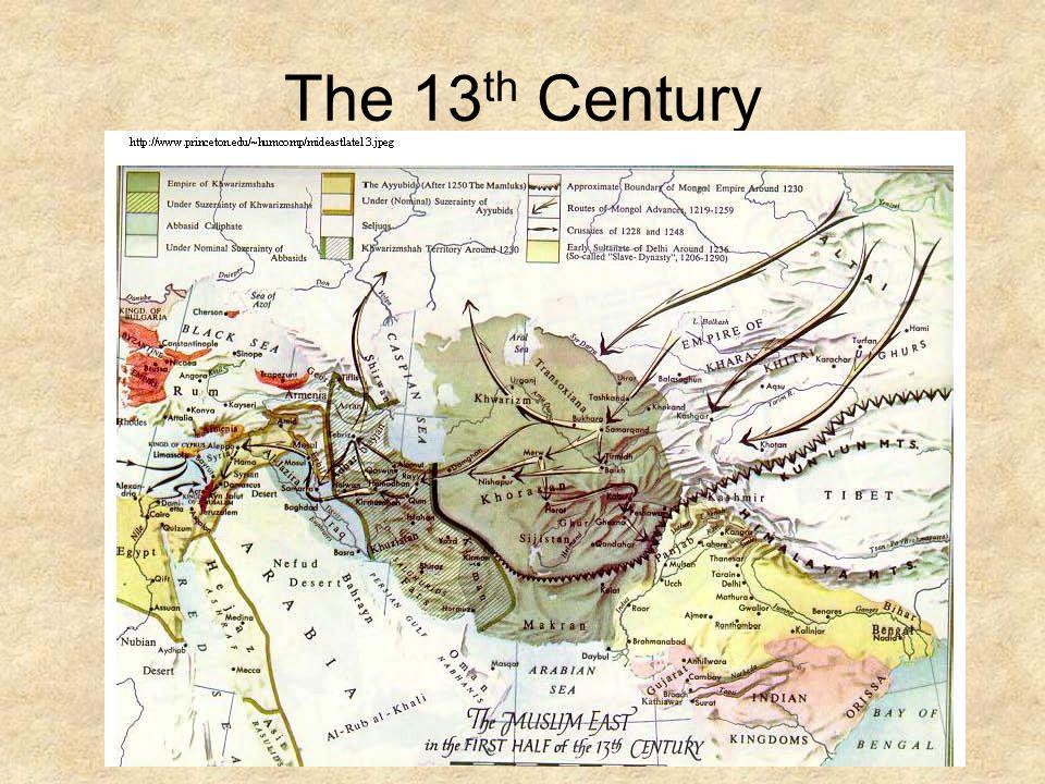 The 13 th Century