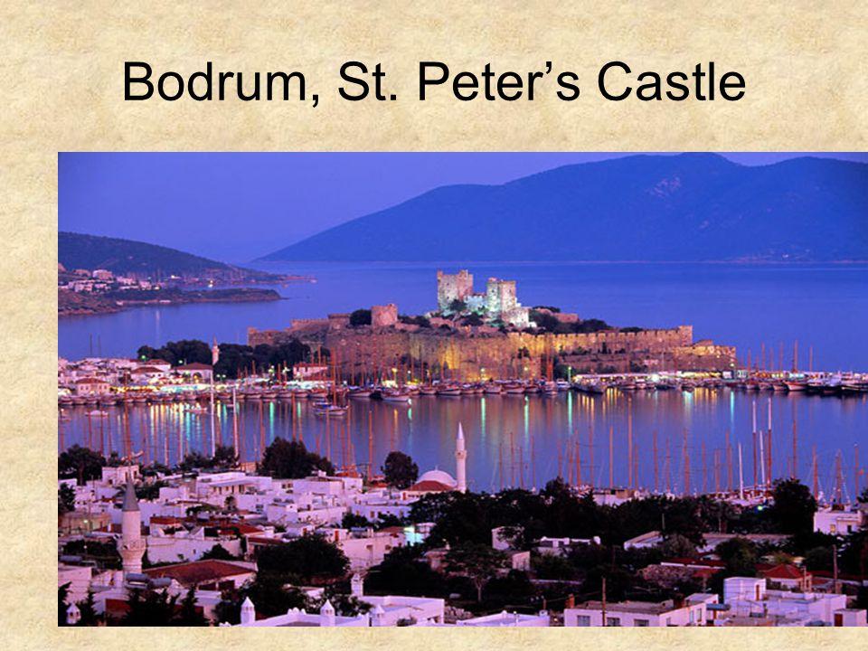 Bodrum, St. Peter's Castle