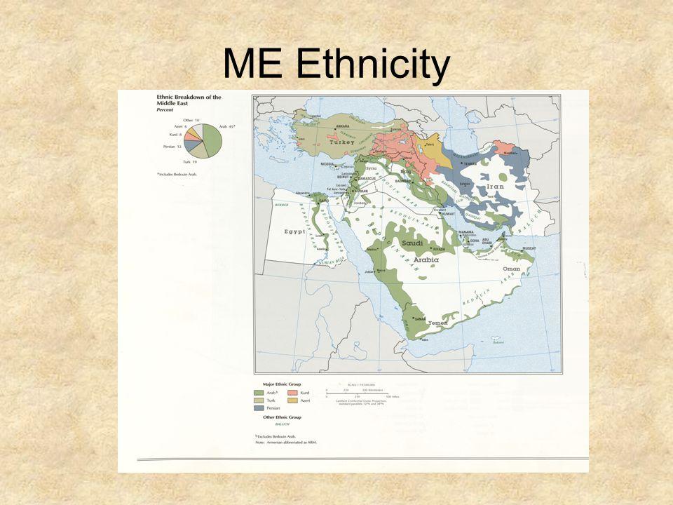 ME Ethnicity