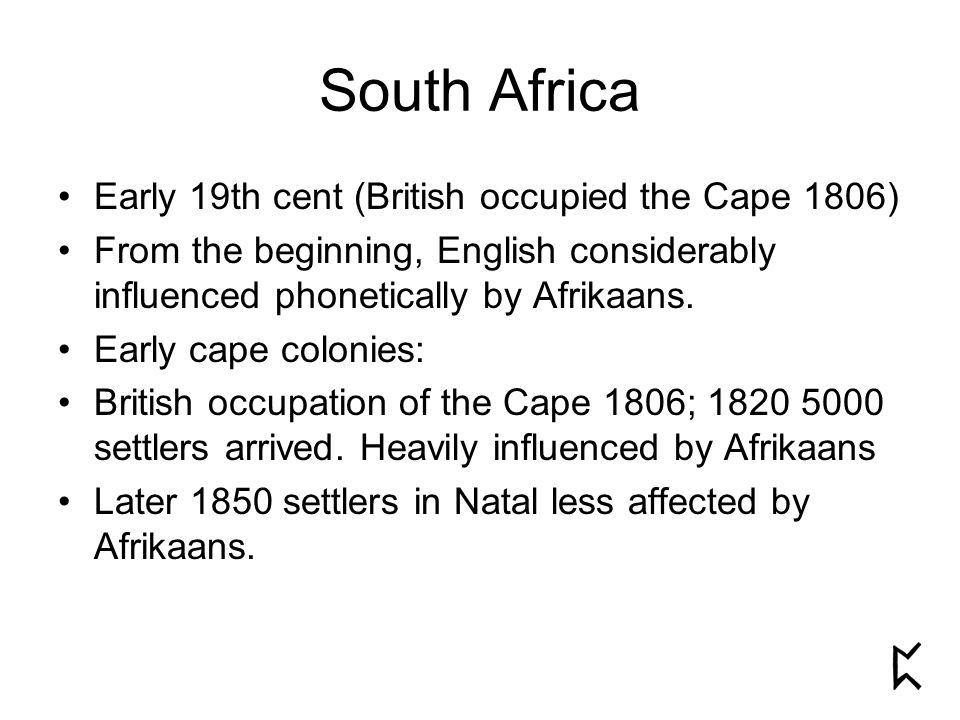 South Africa: KIT Split