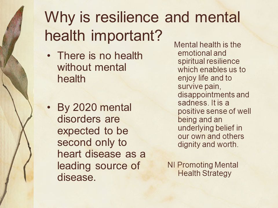 Strengths related to resilience Being in charge of our emotions Create thinking time Analyzing the cause of problems Maintaining realistic optimism Having empathy for others Believing in our own competence Reaching out Karen Reivich and Andrew Shatte (2003)The Resilience Factor