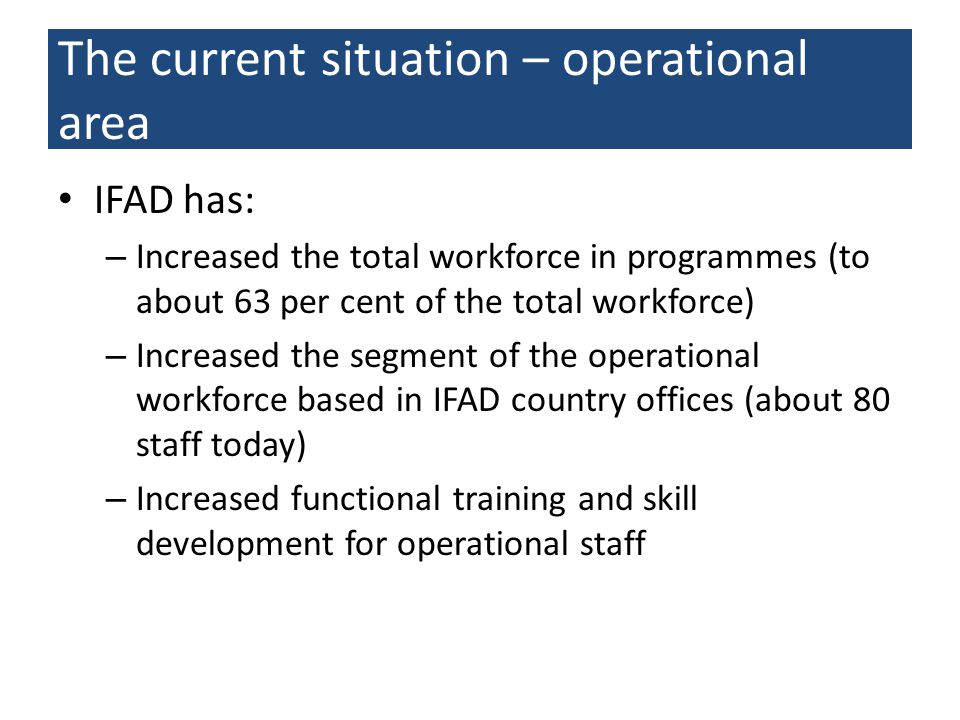 PMD and Non-PMD Workforce FTEs (staff, temporary staff and consultants)