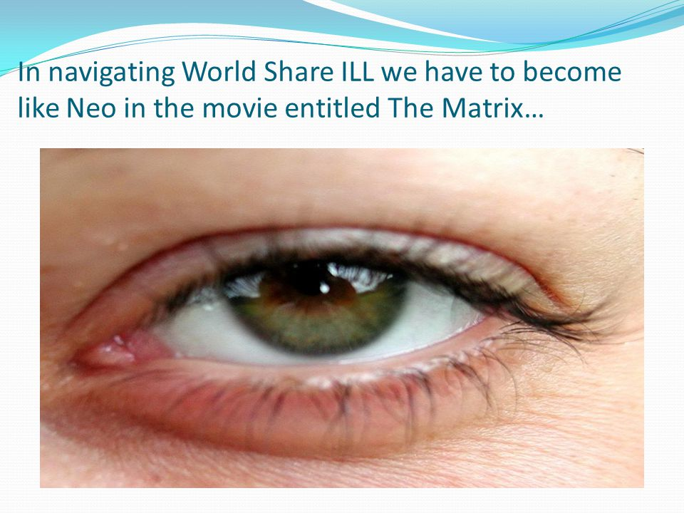 Step 1: BEGIN YOUR MIGRATION.Has your library begun its migration into World Share ILL.