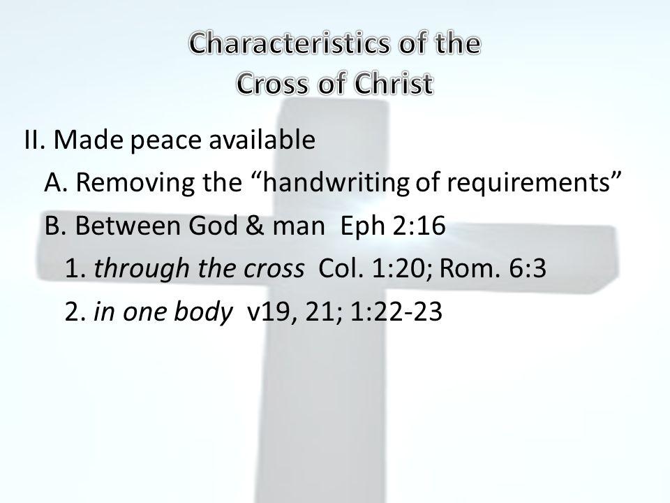 III.Causes offense (stumblingblock, sin) A. God's will versus Man's will B.