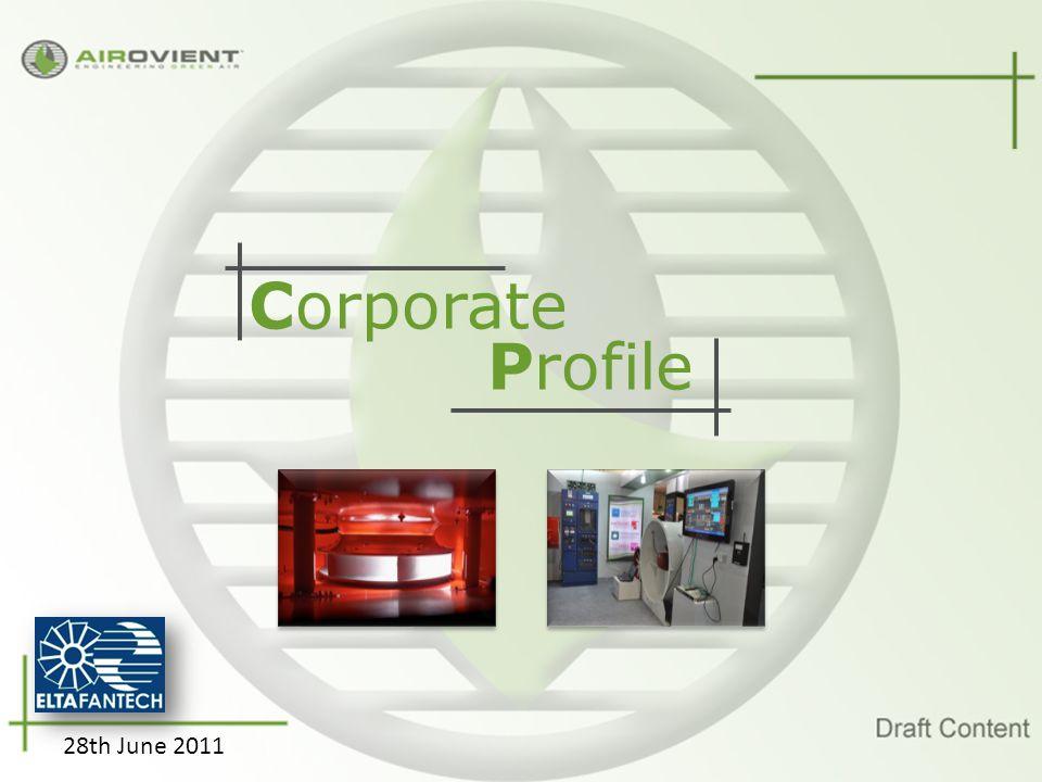Corporate 28th June 2011 Profile