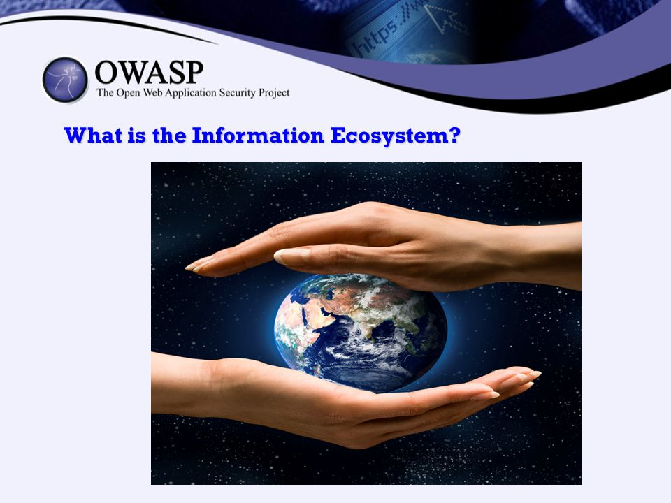 What is the Information Ecosystem