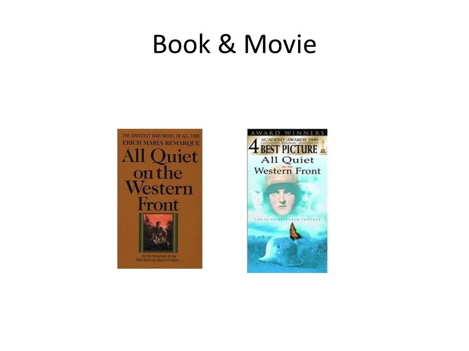 Book & Movie