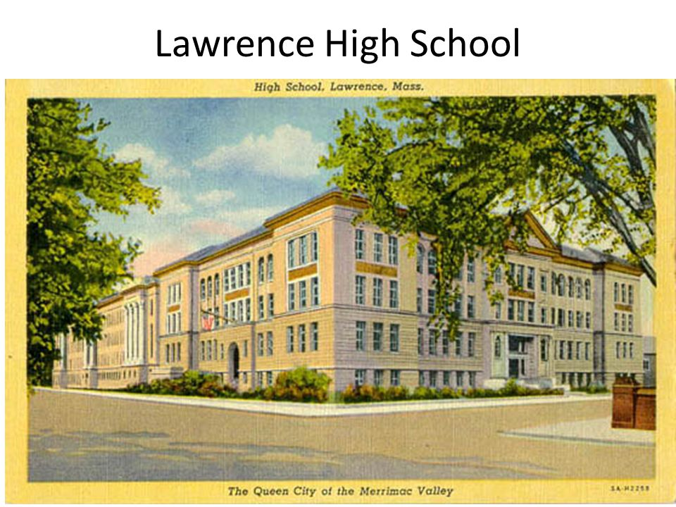 Lawrence High School
