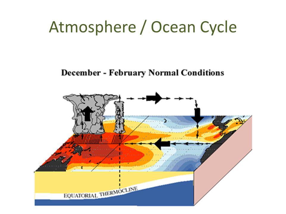 Atmosphere / Ocean Cycle