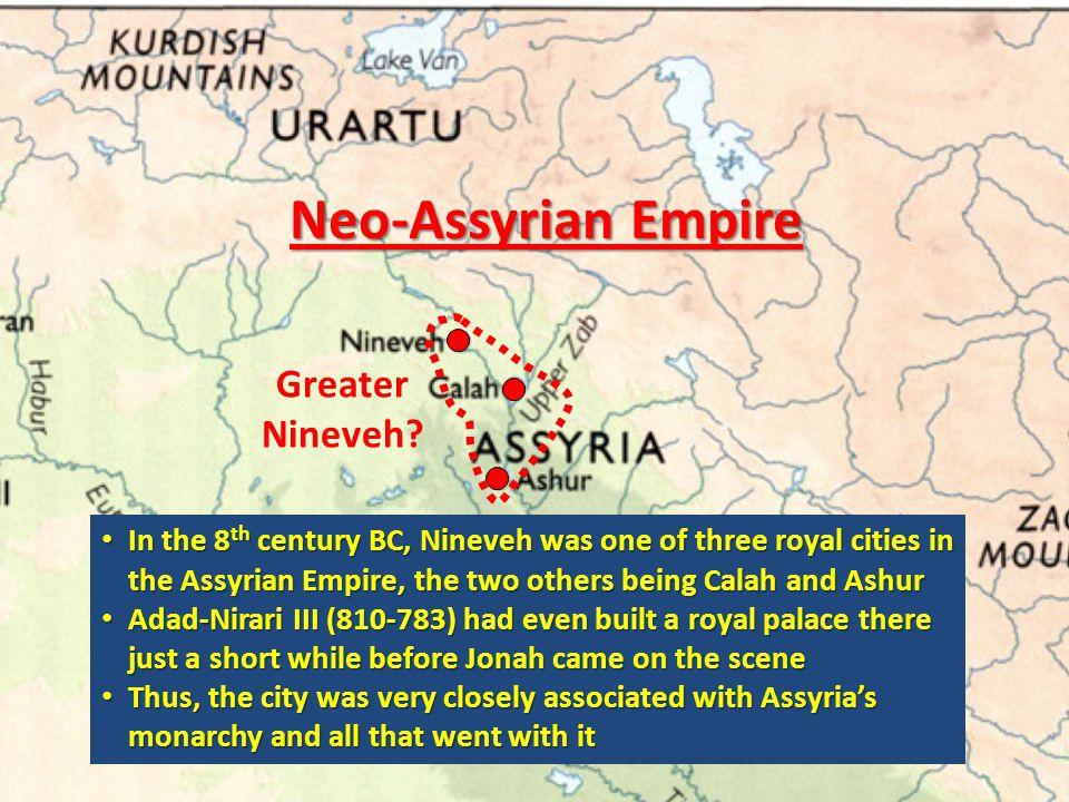 Greater Nineveh.