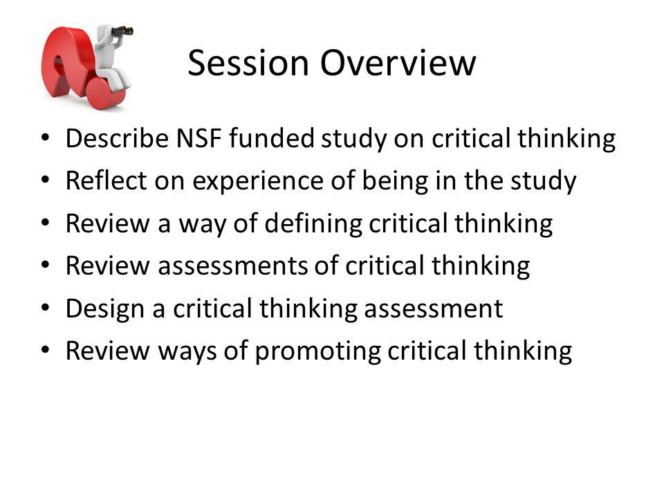 Insights and observations General belief: infallibility of data – need models that better fit the data Students initially lack the language to enunciate critical thinking analyses – language improves quality and precision of analysis Key benefits of in-class activity – modeling critical thinking process and language – feedback from peers and instructor – expose and confront subconscious assumptions Integration: follow up homework and final exam – Definitely some reflection of activities, but heterogeneous