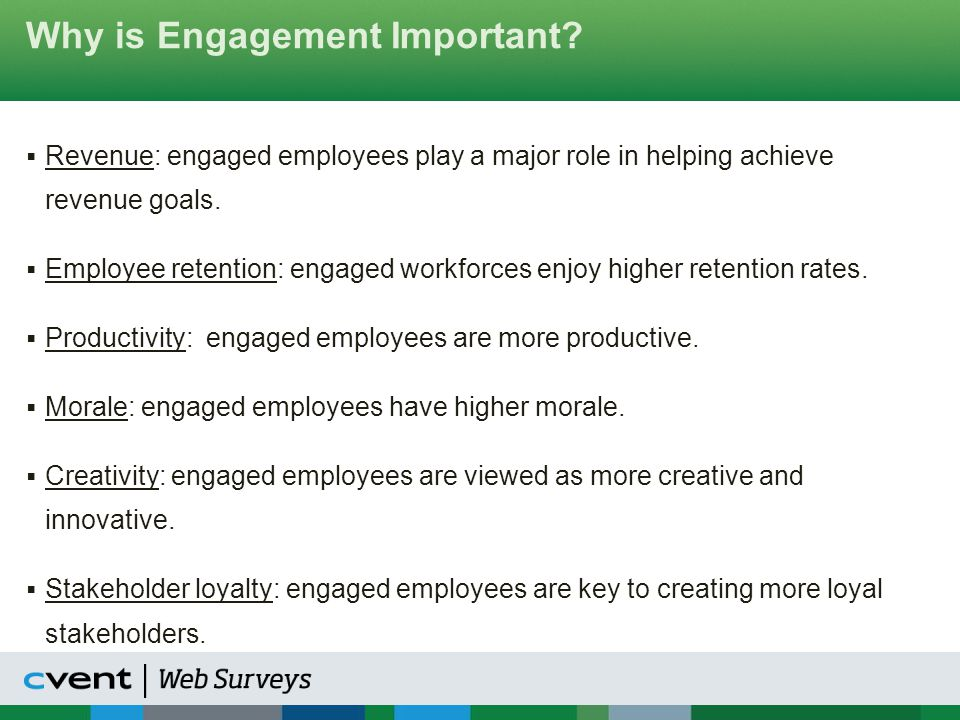 Getting to Engagement