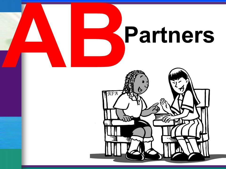 A Partners B