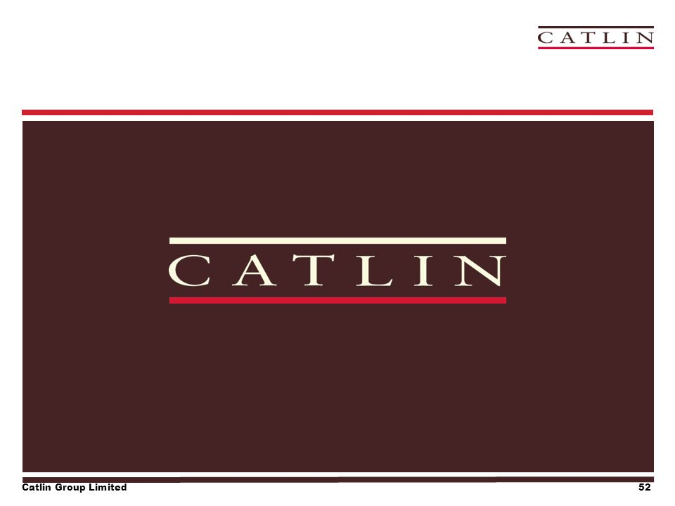 Catlin Group Limited52