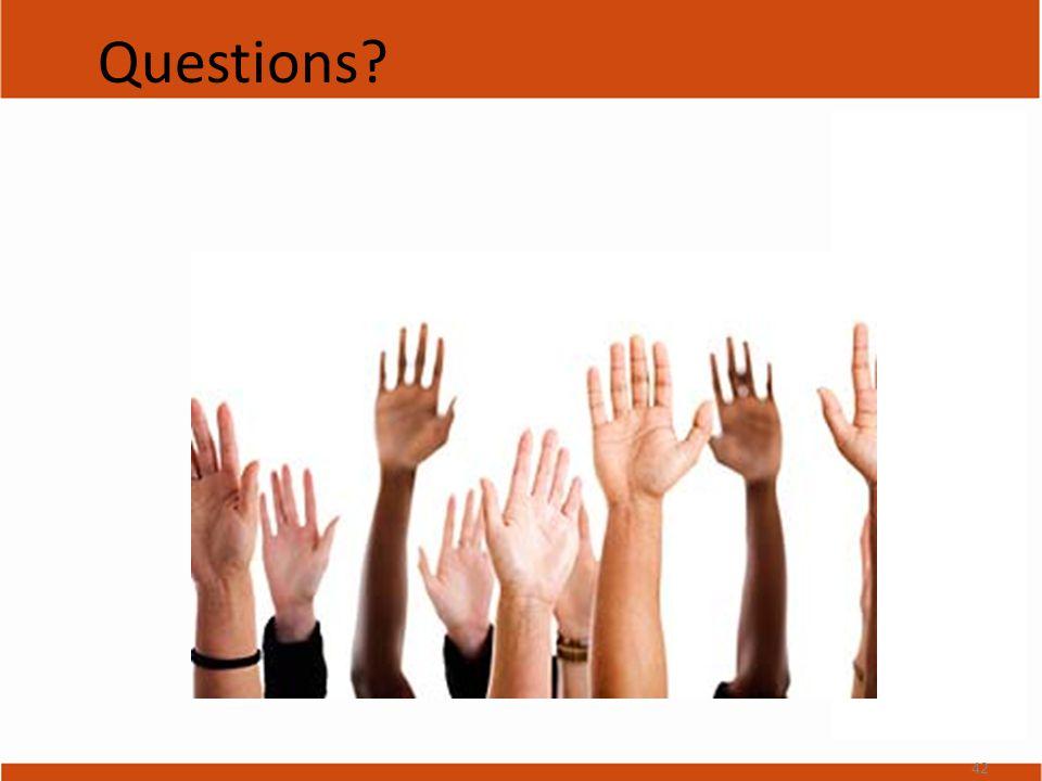 Questions 42