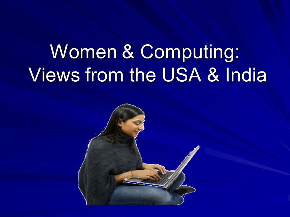 Why? USA & India