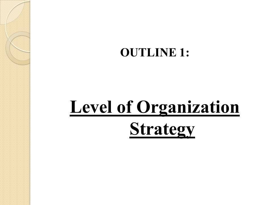 Corporate Strategy Analysis An effective corporate strategy gives the firm balanced portfolio of business that enables it to achieve its strategic objectives, especially those in the areas of profitability, growth, and financial performance.