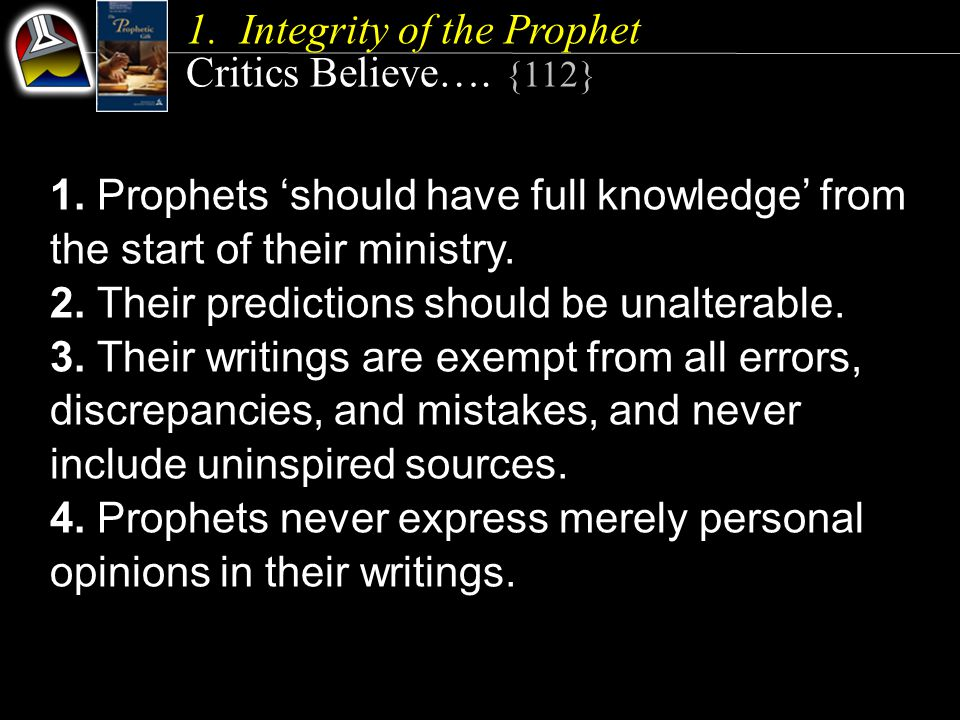 Image result for prophets mistakes