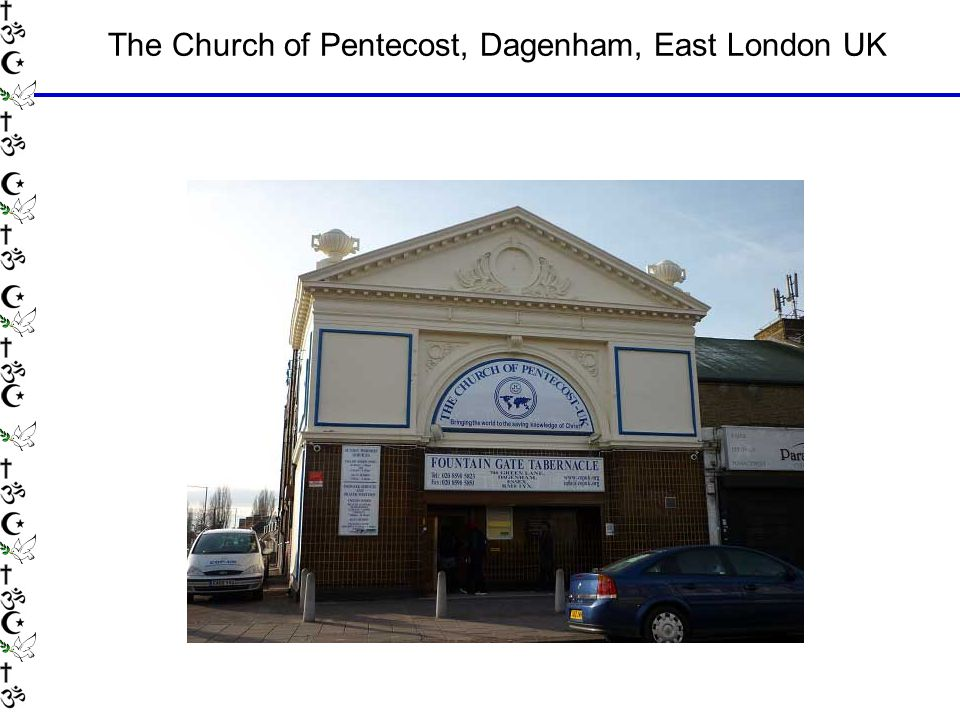 Culture Linguistic Background, Migration and Faith Most Ghanaians have faith but when they arrive in London they find the Church of Pentecost-UK (COP-UK).