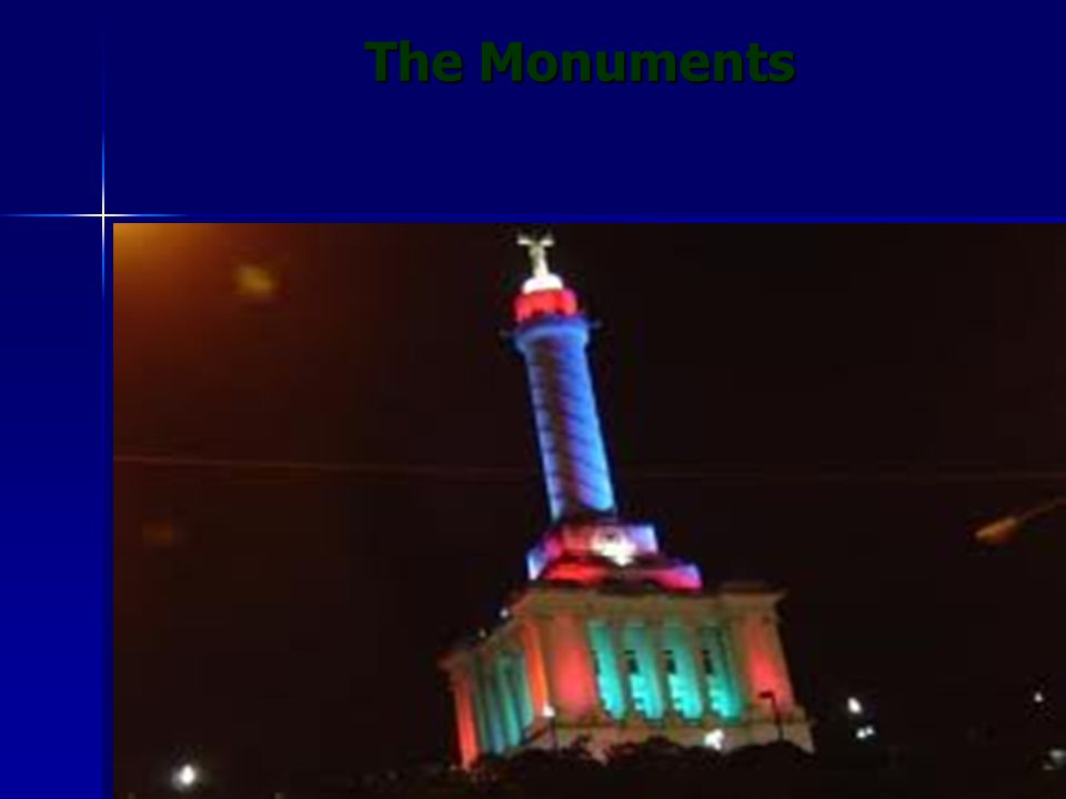 The Monuments The Monuments