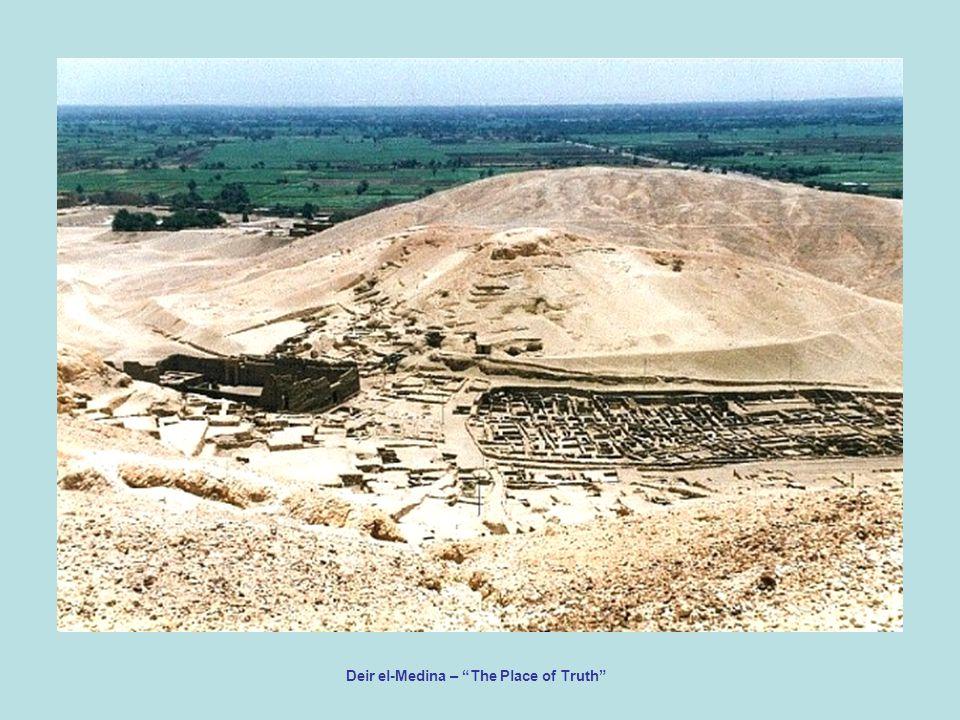 Deir el-Medina – The Place of Truth